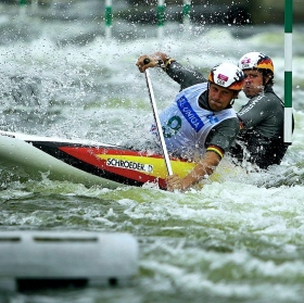 Canoe World Cup 2012