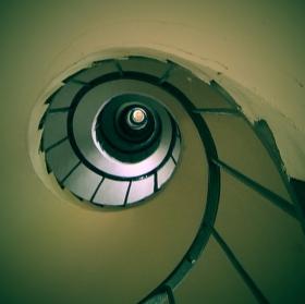 Čas schodů..