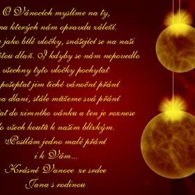 ....Krásné Vánoce přeji ....