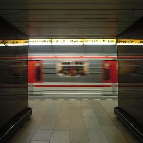 Le Metró :-)