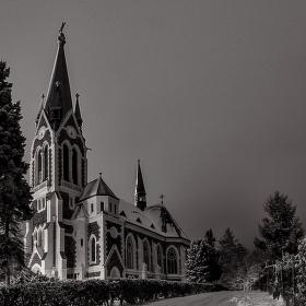Vítkovská katedrála