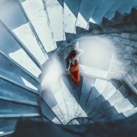Uvězněná v myšlenkách ...