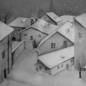 Zimní noc