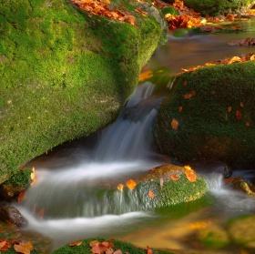 Vodopády na Jedlovém potoce; Jizerky