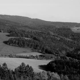Krajina pod Suchákem.