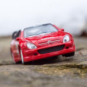 Rallye je hračka
