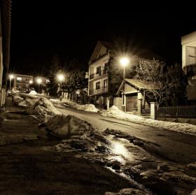 obyčejná ulice