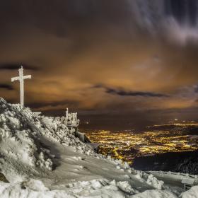 Liberec z nadhledu