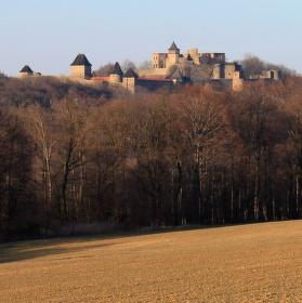 hrad Helfštýn II