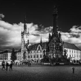 Předvánoční Horní náměstí
