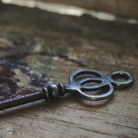 Starý klíč