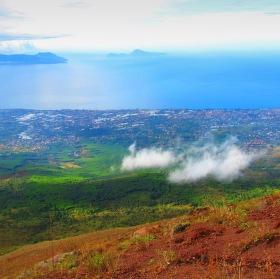 Pohled z Vesuvu