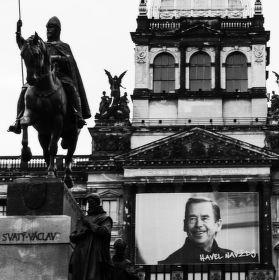 Svatý Václav     Havel navždy