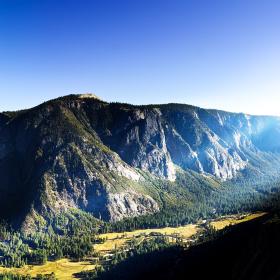 Podzimní Yosemity