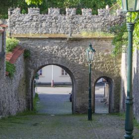 Žižkova brána v Kutné Hoře