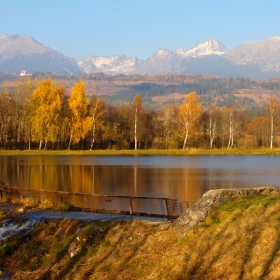 Tatry  zlatem obložené