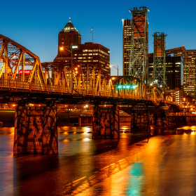Most Hawthorne v Portlandu