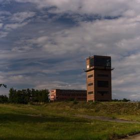 Těžební věž dolu Jindřich II ve Zbýšově