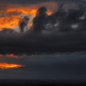 Pochodující mraky