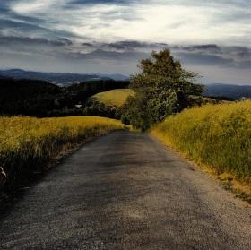 Cesta do prázdna