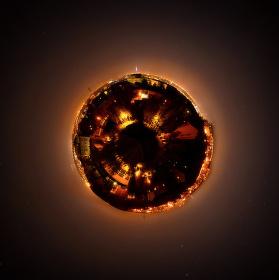 Světelná planeta