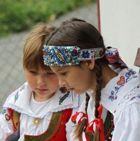 Valašské děti