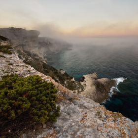 Korsické ráno