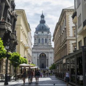 Svatoštěpánská katedrála v Budapešti