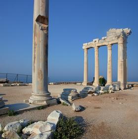 Apollónův a Afroditin chrám v Side