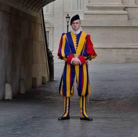 Vatikánská zastavení 2