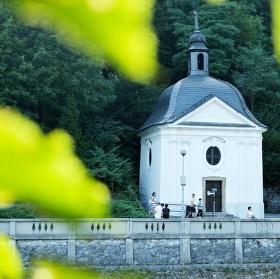 kaplička Teplice nad Bečvou