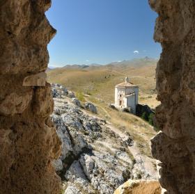 Pohled z Rocca Calascio 2