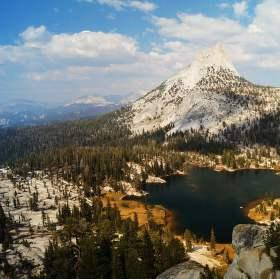 Cathedral Peak - Yosemite