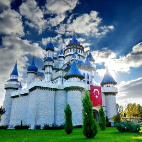 Pohádkový hrad