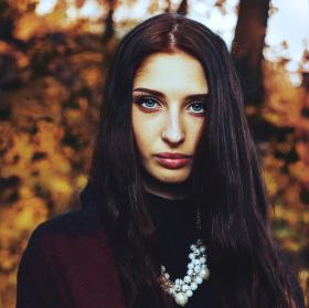 Podzimní panenka