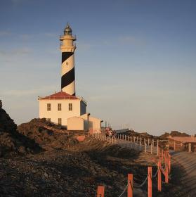 Faro di Favatrix - Menorca