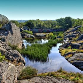 Švedsko - ostrovy