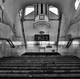 Jedno nádraží...