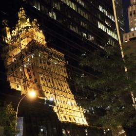 New York - město, které nikdy nespí