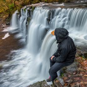 ~ Brecon Beacons waterfalls II ~
