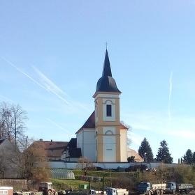 Pod kostelem sv. Martina