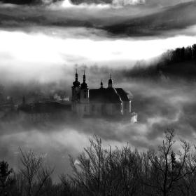 tajemný kostel v Hejnicích