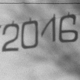 Poslední paprsky roku 2015