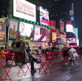 Vyhlídka na Broadway