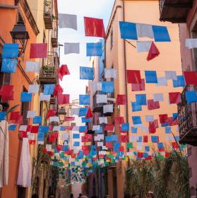 Sardinie slaví