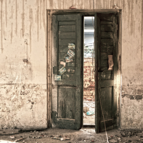 Dveře :)