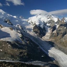 Bernina ledovec