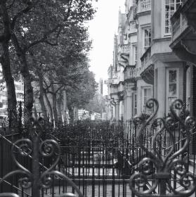 Londýnské ploty
