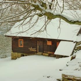 Zima na samotách III