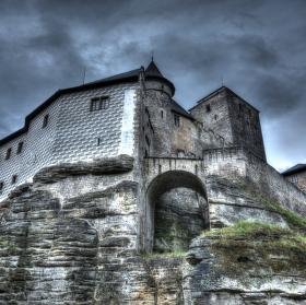 Tajemný hrad